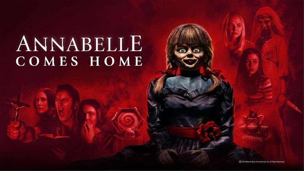 Teaser : Annabelle Comes Home ตัวอย่าง : แอนนาเบลล์ ตุ๊กตาผีกลับบ้าน
