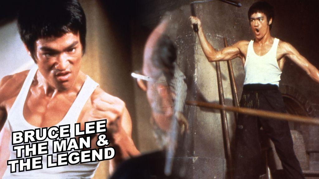 Bruce Lee, The Man & The Legend ย้อนตำนานบรู๊ซลี