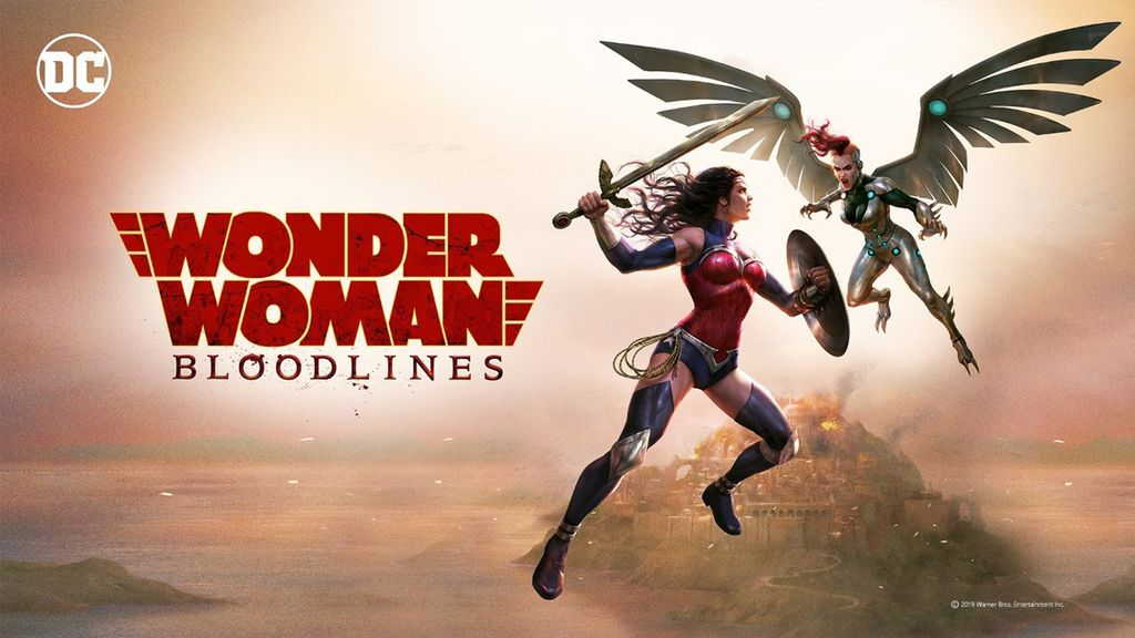 Teaser : Wonder Woman: Bloodlines ตัวอย่าง : Wonder Woman: Bloodlines