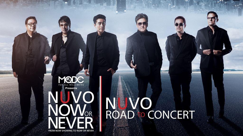 NUVO Road to concert NUVO Road to concert : ตอนที่ 1 วงดนตรี POP ROCK แห่งกาลเวลา