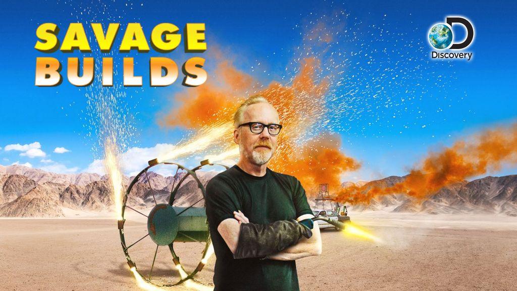 Savage Builds Savage Builds ตอนที่ 1 # BUILDING IRON MAN
