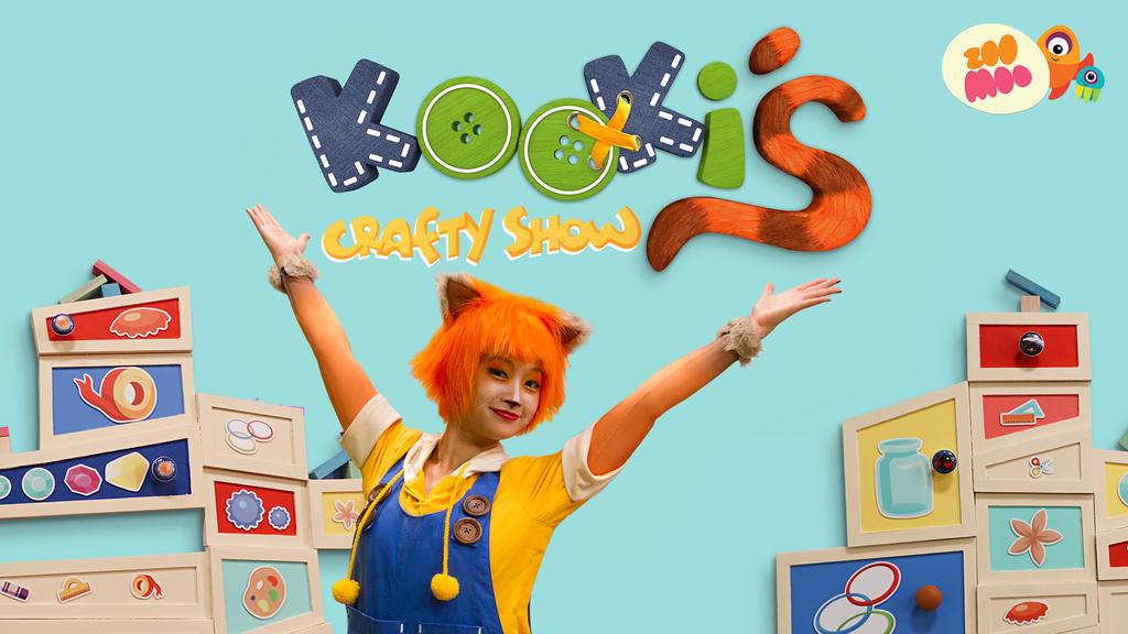 Kooki's Crafty Show ซีซัน 1