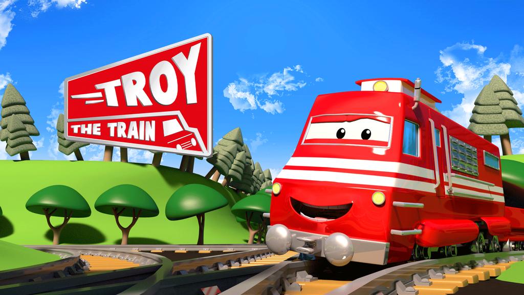 ทรอยรถไฟ