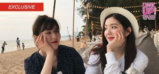 Red Velvet Level Up Project!