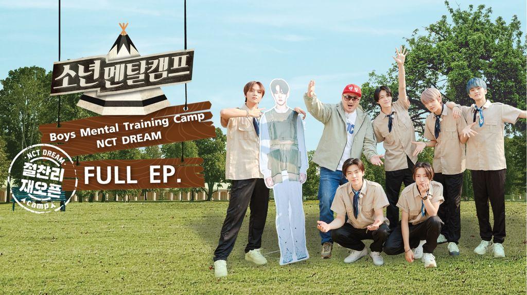 Boys Mental Training Camp – NCT DREAM