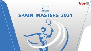 BWF SPAIN MASTERS 2021