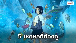 """พลาดไม่ได้! 5 เหตุผลที่ต้องดู """"Children of the Sea รุกะผจญภัยโลกใต้ทะเล"""""""