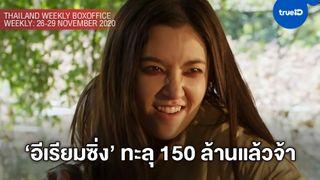 """[Thailand Boxoffice] """"อีเรียมซิ่ง"""" ยังสวย...สตรอง! รายได้ฉลุยทะลุ 150 ล้าน"""