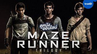 """ดูหนังออนไลน์ แฟรนไชส์วงกตลึกลับ """"The Maze Runner"""" ครบทั้งไตรภาค"""
