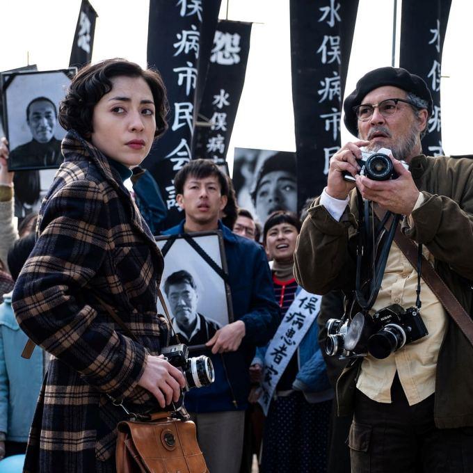 """จอห์นนี เดปป์ พลิกเป็นช่างภาพเปลี่ยนโลก จากเรื่องจริงใน """"Minamata"""""""