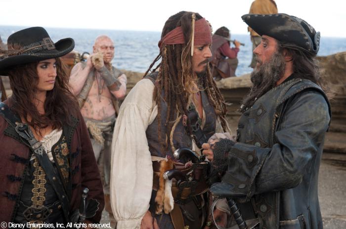 รีวิวหนัง Pirates of the Caribbean  ผจญภัยล่าสายน้ำอมฤตสุดขอบโลก