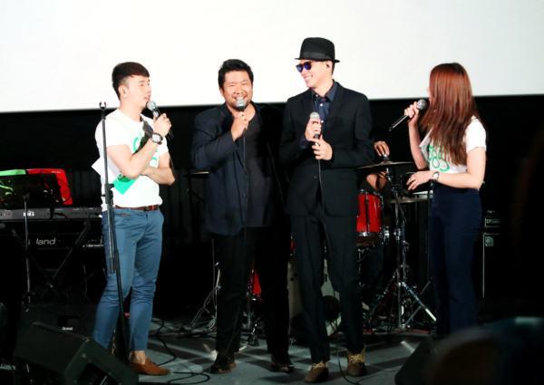 Click 98.5 ส่งท้ายวาเลนไทน์ กับ Click Lyrics & Film อินหนังรัก ฟังเพลงเลิฟจาก theBOYKOR
