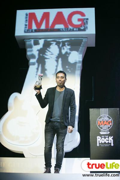 คลิปจัดเต็ม! ศิลปินไทย ตบเท้าร่วมงาน โชว์เต็มพิกัด งาน The Guitar Mag Awards 2015