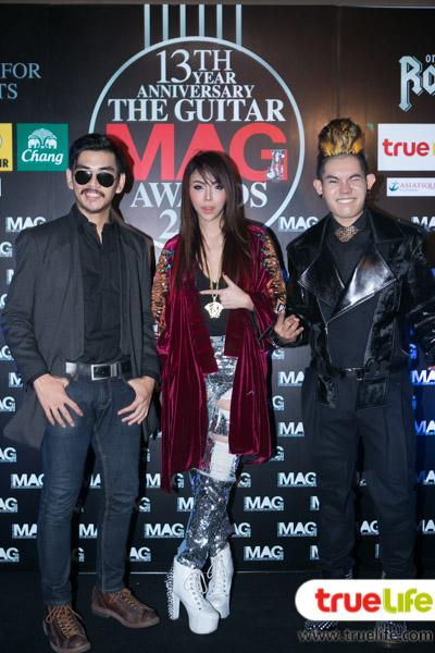 ศิลปิน I AM The Guitar Mag Awards 2015