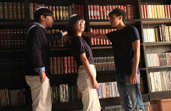 3 นักแสดงจากซีรีส์ มาลี เพื่อนรัก..พลังพิสดาร