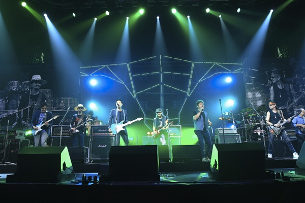 Big Heroes Concert มันส์สนั่นปฐพี 3 ขุนพลดนตรีเปิดศึกดวลไมค์เดือด