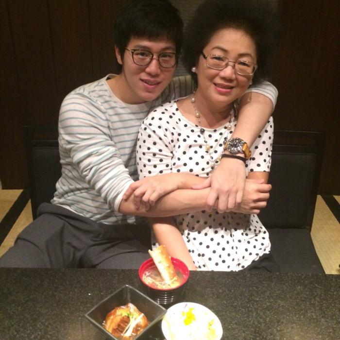 ฮอน+คุณแม่
