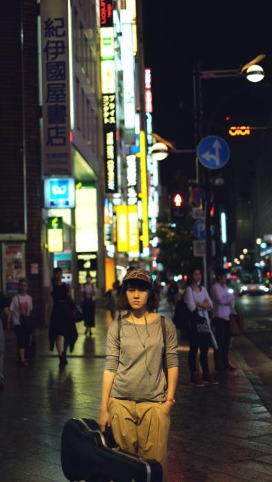 MV Please - Earth ถ่ายทำที่ประเทศญี่ปุ่น
