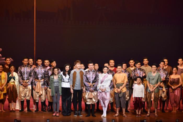 รอยดุริยางค์ เดอะ มิวสิคัล ปลุกคนไทย ภูมิใจในชาติ พร้อมโปรดักชั่นยิ่งใหญ่ ควบคุมด้วยระบบไร้สาย ครั้งแรกในเมืองไทย