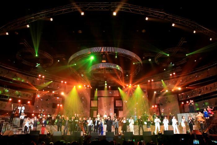43 ศิลปินคุณภาพ รำลึกความหลัง Green Concert # 18 The Lost Love Songs ร้อยเพลงรักที่หายไป