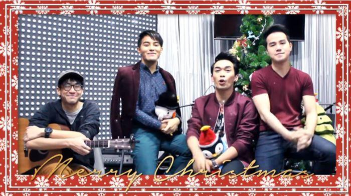 โชว์พิเศษ จาก เค ก้อง พูม และ โปเต้ AF เพลง Santa Claus is Coming to Town เป็นของขวัญวัน Christmas ให้แฟน ๆ
