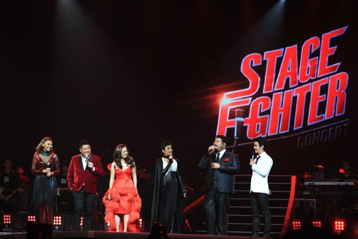 ประทับใจอีกครั้งกับ ภาพบรรยากาศคอนเสิร์ต Stage Fighter จัดเต็มทุกหมัด!