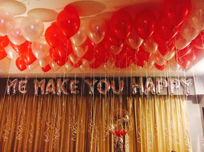 ลูกโป่งจากร้าน balloonery pattaya