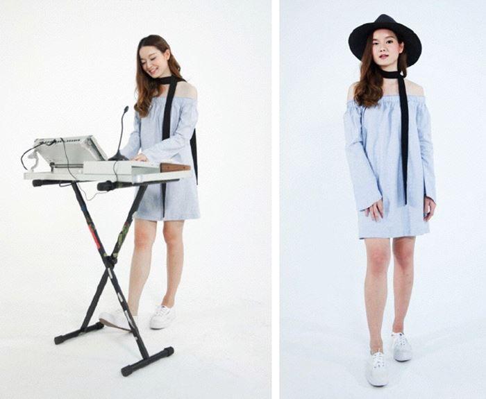 จาก Girl Group สู่ ศิลปินเดี่ยว 'อิ๊งค์ วรันธร' สาวหน้าหวานค่าย Boxx Music พร้อมทีเซอร์ MV