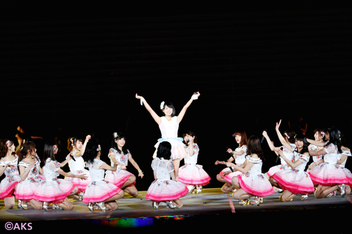 AKB48 Minami Takahashi's graduation concert