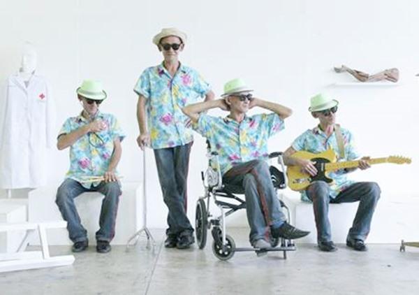 จ๊าบมาก! ซิงเกิ้ล 'ตรวจสุขภาพประจำปี' เพลงใหม่จาก The Charapaabs (เดอะ ชราภาพ)
