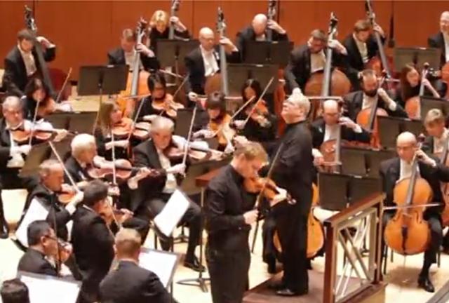 นักดนตรีร่วมไว้อาลัย เจน ลิตเติ้ล มือเบส Atlanta Symphony Orchestra จากไปขณะทำการแสดง