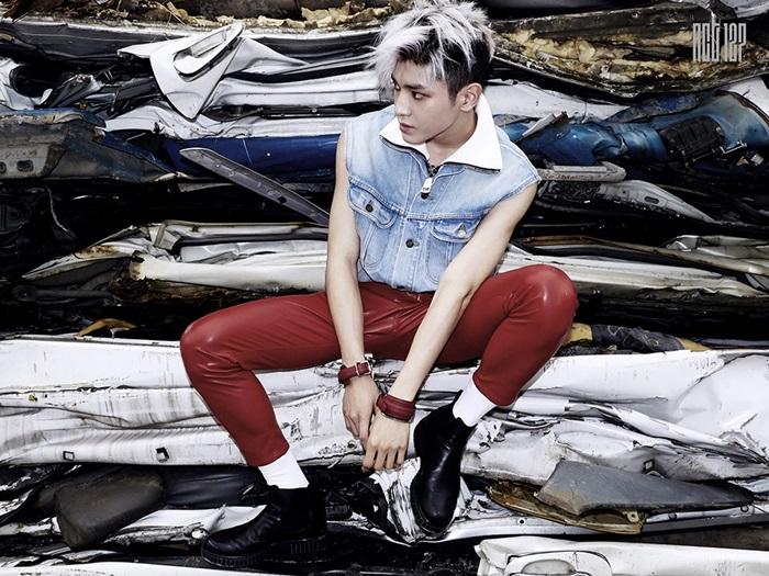 NCT 127_TAEYONG teaser image 1