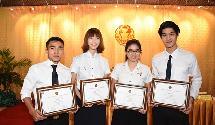 กานต์ เคพีเอ็น รับรางวัล เยาวชนต้นแบบอนุรักษ์ศิลปวัฒนธรรมไทย อีกหนึ่งความภาคภูมิใจของชีวิตและครอบครัว