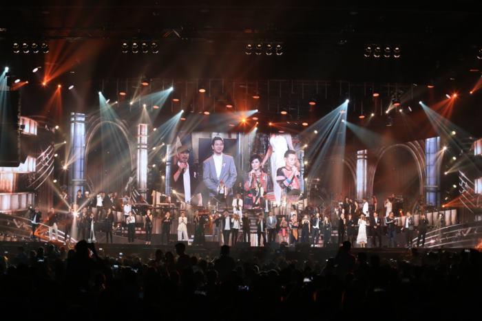 50 ศิลปิน พาเหรดขึ้นเวทีเพลงที่คิดถึง กรีนคอนเสิร์ต หมายเลข 19 The Lost Love Songs To Be Continued