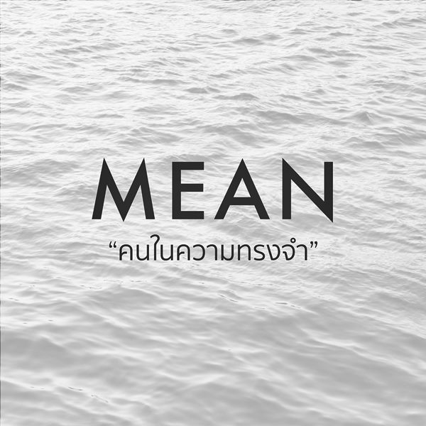MEAN - cover