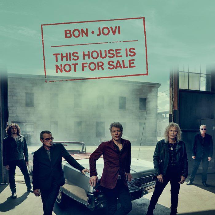 เตรียมตัวให้พร้อม! Bon Jovi ใกล้ปล่อยอัลบั้มใหม่ This House Is Not For Sale