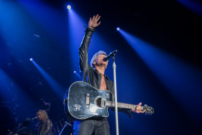 Bon Jovi Live In Bangkok 2015