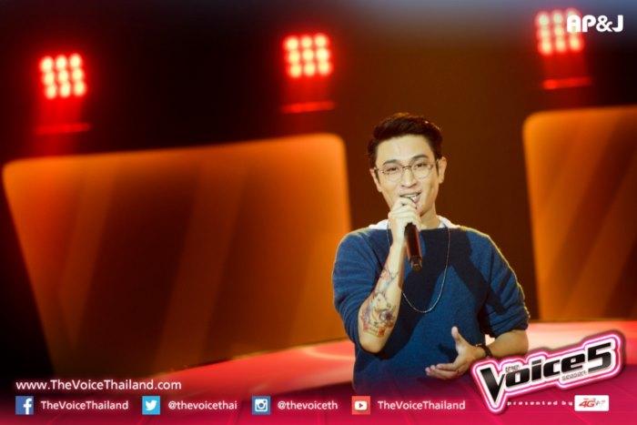 ดูกันอีกรอบ! เวที The Voice 5 รอบ Blind Audition สัปดาห์ที่ 2 ร้อนระอุด้วยพลังแห่งชาวร็อค !!