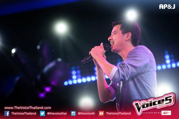 หล่อ จิตใจดี มีเสน่ห์ ร้องเพลงเพราะ 'โจ โจเซฟ The Voice 5' งานดี ที่น่าลุ้น!