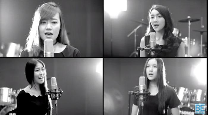 กลุ่มนักร้อง Be elegance น้อมรำลึกถึงพระมหากรุณาธิคุณ ผ่านบทเพลง ในหลวงของแผ่นดิน
