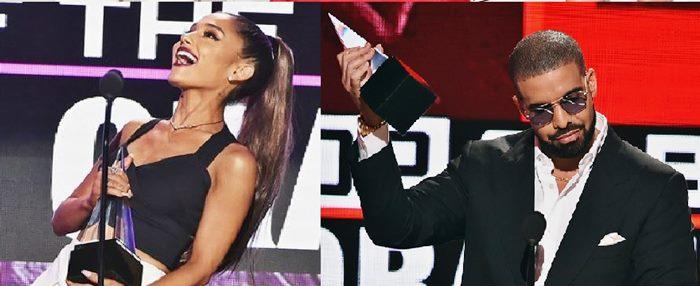 เก็บตก American Music Awards 2016 Ariana Grande คว้ารางวัล Artist of the Year!