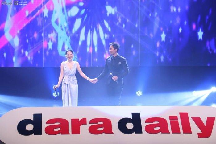 ส่องลุค สวย หล่อ ศิลปิน True Fantasia i am งาน Daradaily The Great Awards 6