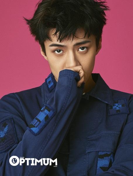 เล่มนี้ต้องมี!! เซฮุน EXO ขึ้นปก ลอปติมัม ไทยแลนด์ พร้อมภาพแฟนชั่นเซ็ทแบบจุใจ