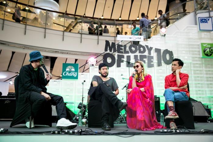 เต็มอิ่ม อีกครั้ง กับภาพคอนเสิร์ต MELODY OF LIFE ครั้งที่ 10