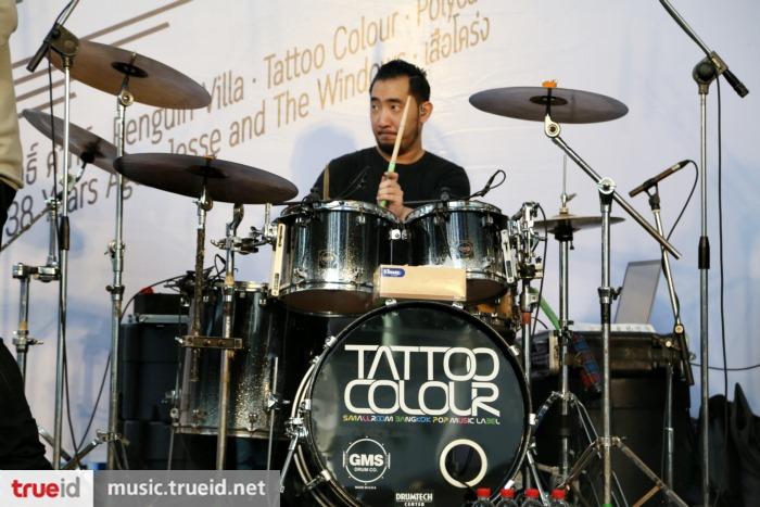 วง Tattoo Colour จัดเต็ม mini Concert เปิดตัว คนละเพลง โปรเจกต์ (มีคลิป)