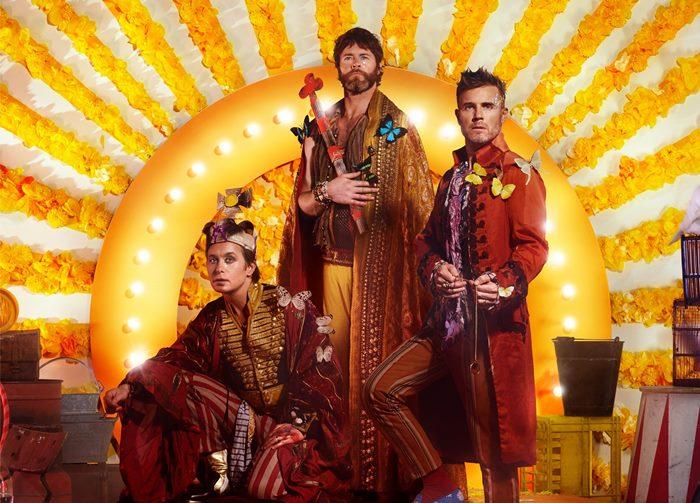 Take That กับผลงานอัลบั้มชุดที่ 8 Wonderland วางจำหน่ายแล้ววันนี้!