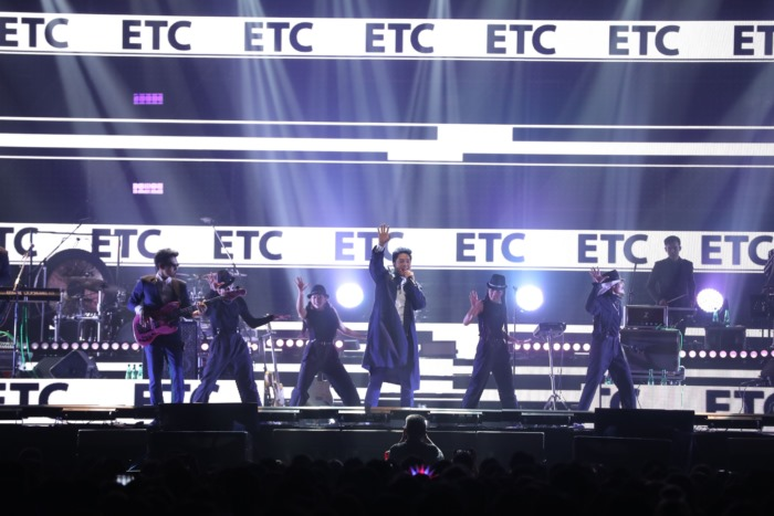 คลิปจัดหนัก! ETC. Journey Concert ครบทุกความรู้สึก จัดเต็มเพลงฮิต แขกรับเชิญคุณภาพ!