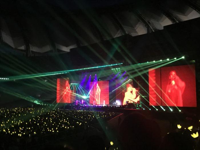 โทฟูป๊อป เรดิโอ พาไปชมคอนเสิร์ตทัวร์แรก ของ จี - ดรากอน ที่เกาหลี