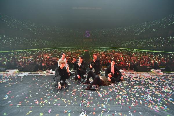 7 หนุ่ม GOT7 ระเบิดความสนุกแบบจัดเต็มให้อากาเซ 4 ภาคทั่วไทย ใน GOT7 THAILAND TOUR 2017 NESTIVAL