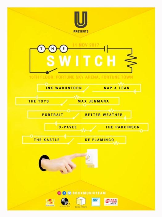 Better Weather เผย!! ตื่นเต้น ได้แจมคอนเสิร์ต The Switch กับ ปอย พอร์ตเทรท